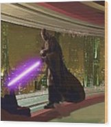 Star Wars Movie Poster Wood Print