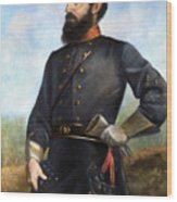 Stonewall Jackson Wood Print by Granger