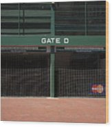 Wrigley Field - Chicago Cubs Wood Print