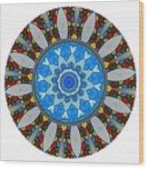 801-04-2015 Talisman Wood Print