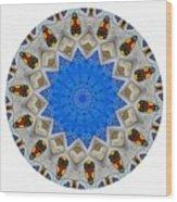 804-04-2015 Talisman Wood Print