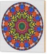812-04-2015 Talisman Wood Print