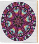 814-04-2015 Talisman Wood Print