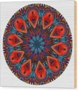 824-04-2015 Talisman Wood Print