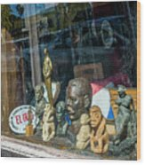 8241- Little Havana Store Wood Print