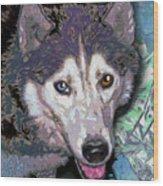 8868369 Wood Print