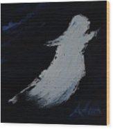 8x8 Intimate Spaces - Angel Wood Print