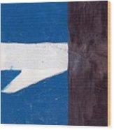 9-11-13 Wood Print