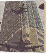9-11-17 Wood Print