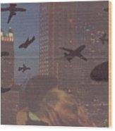 9-11-20 Wood Print