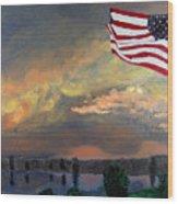 9 11 2001 Wood Print