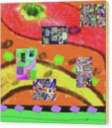 9-11-2015abcdefghijklmnopqrtuvwxyz Wood Print