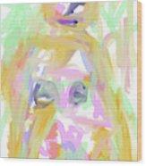 9-11-2057a Wood Print