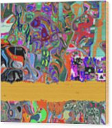 9-11-3057b Wood Print