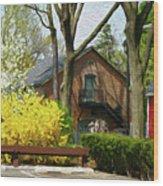 9-11-3057m Wood Print