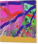 9-12-2057c Wood Print