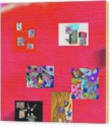 9-6-2015habcdefghijklmnopqrtuvwxyz Wood Print
