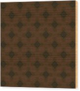 Arabesque 013 Wood Print