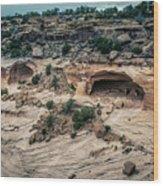 Canyon De Chelly Wood Print