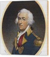 Horatio Gates, C1728-1806 Wood Print