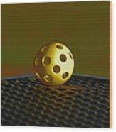 9- Perspective Wood Print