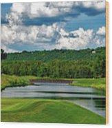 Ross Bridge Golf Course - Hoover Alabama Wood Print