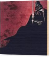 Star Wars Episode 3 Art Wood Print