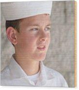 Us Naval Sea Cadet Corps - Gulf Eagle Division, Florida Wood Print