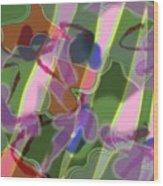 91654 Wood Print