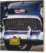 9239-001- Chevy Wood Print