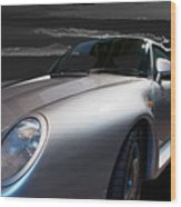 959 Porsche Wood Print