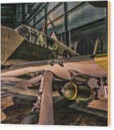 A-36a Apache Wood Print