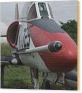A - 4 Skyhawk - 2 Wood Print