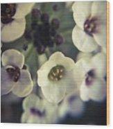 A Beautiful Bouquet  Wood Print