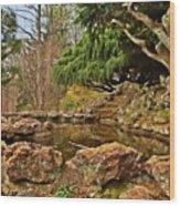 A Better Place - Deep Cut Gardens Wood Print