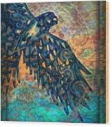 A Bird's Eye View Wood Print by Wbk