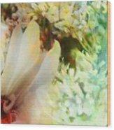 A Breath Of Spring Wood Print