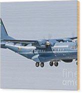 A Cn-235 Transport Aircraft Wood Print