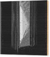 A Door In The Dark Wood Print