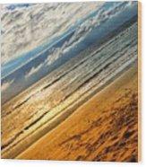 A Dream At The Beach Wood Print