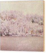A Late Winter Xiv Wood Print