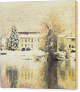 A Late Winter Xvi Wood Print