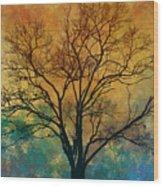 A Magnificent Tree Wood Print
