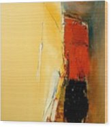 A Manifestation Of Full Splendor Wood Print