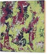 A New Day - V1cs100 Wood Print