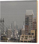 A New York Composite Wood Print