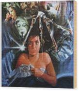 A Nightmare On Elm Street 1984 Wood Print