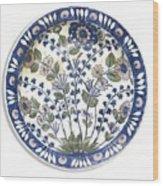 A Rare Iznik Damascus Wood Print