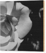 A Rose Wood Print
