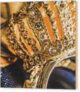 A Royal Engagement Wood Print